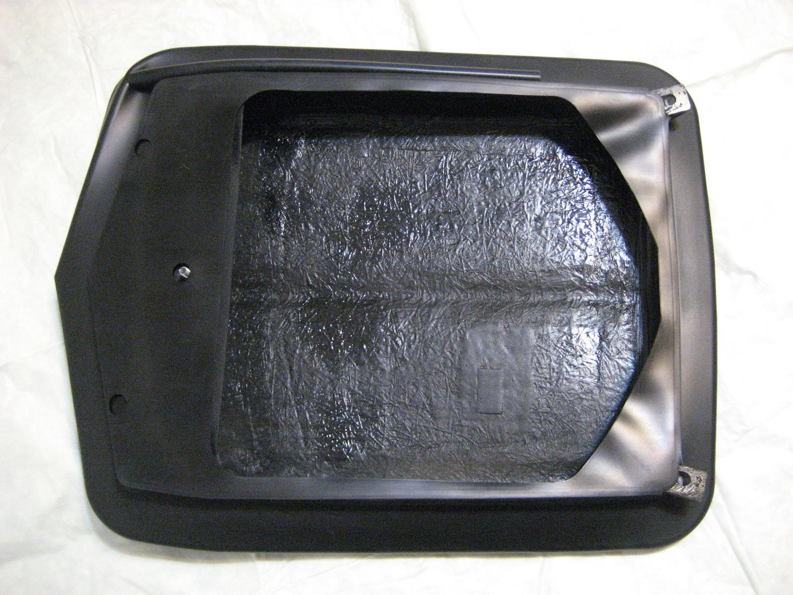 FordRamAir com Torino Shaker Seal